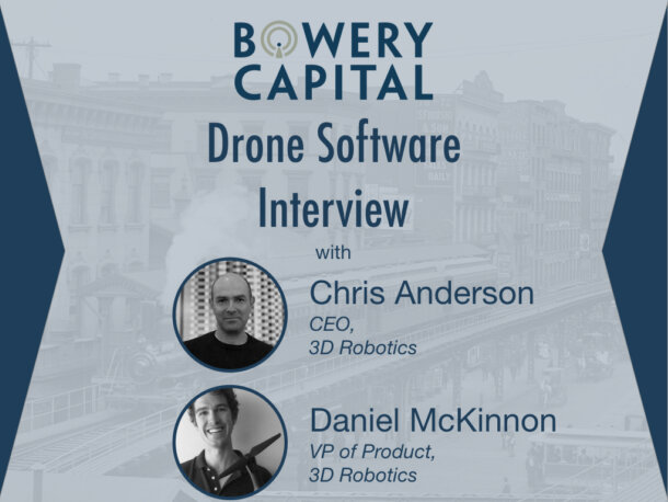 Drone Software Deep Dive – Drone Software Interview With Chris Anderson & Daniel McKinnon