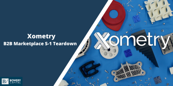 S-1 Teardown: Xometry