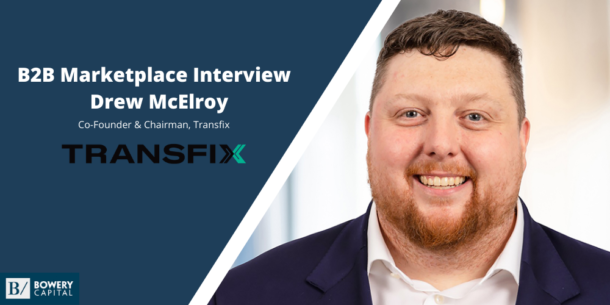 From The Front Lines: Drew McElroy (Transfix)