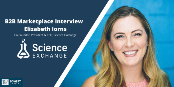 From The Front Lines: Elizabeth Iorns (Science Exchange)