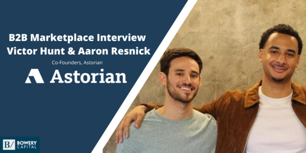 From The Front Lines: Victor Hunt – Aaron Resnick (Astorian)