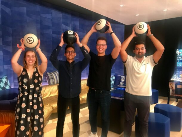 Bowery Capital Fellowship Program: Q&A With Recent Grads From The Class Of 2019