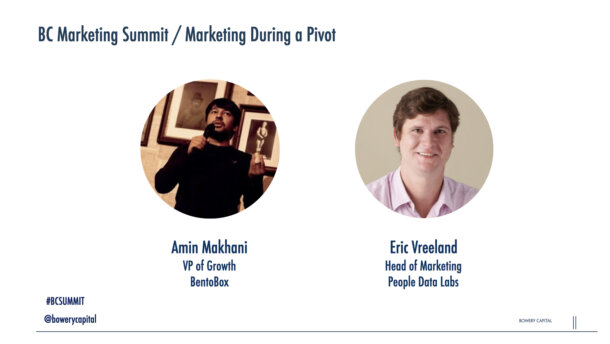 BC Marketing Summit 2020: Marketing During a Pivot