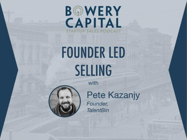 BC Startup Sales Podcast – Humanizing Data with Cezary Pietrzak (Cezary & Co)