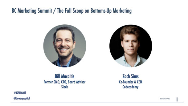 BC Marketing Summit 2020: The Full Scoop on Bottoms-Up Marketing