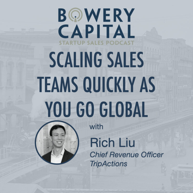 BC Startup Sales Podcast – Effective SaaS Case Studies and White Papers with Jed Alpert (1010Data)